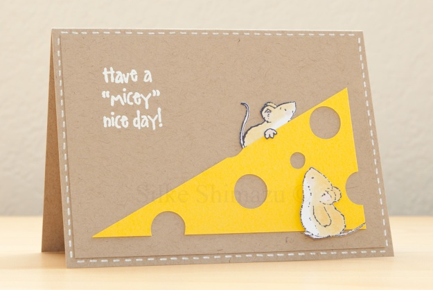 Have a Micey Nice Day Card