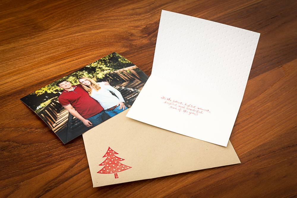Nordic Christmas Card 2014 inside